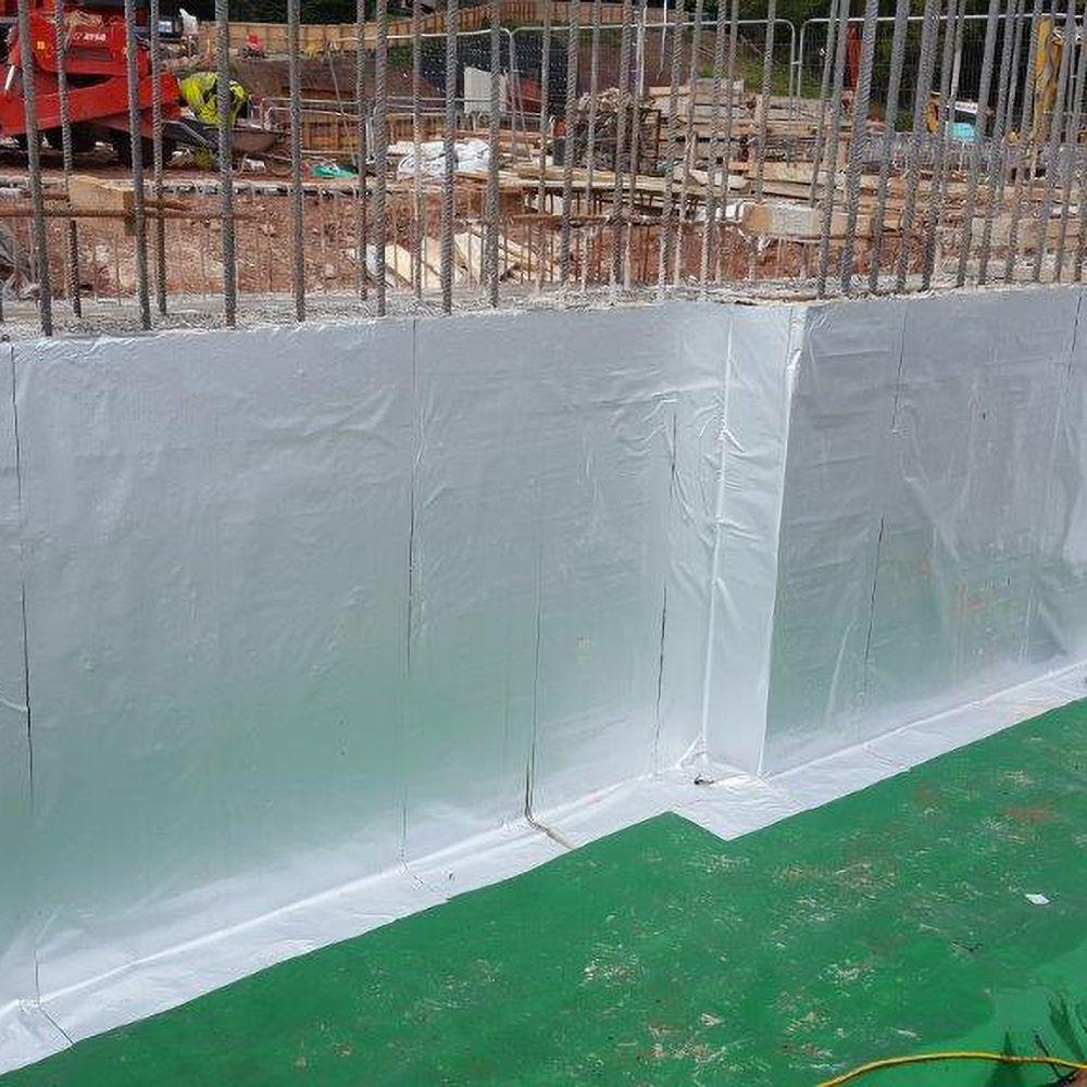Powerbase Multigas SA tanking membrane