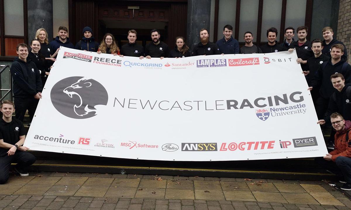 Newcastle Engineering Banner