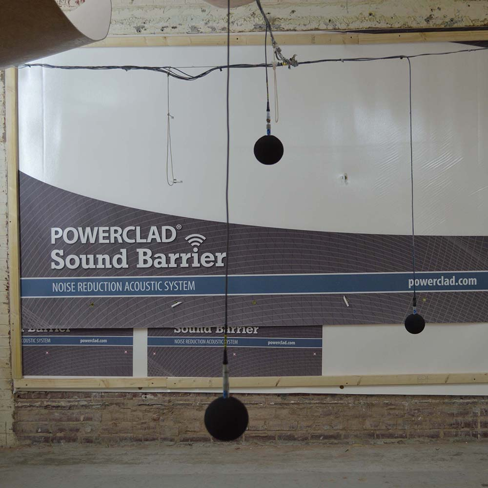 Powerclad Sound Barrier Independently Tested