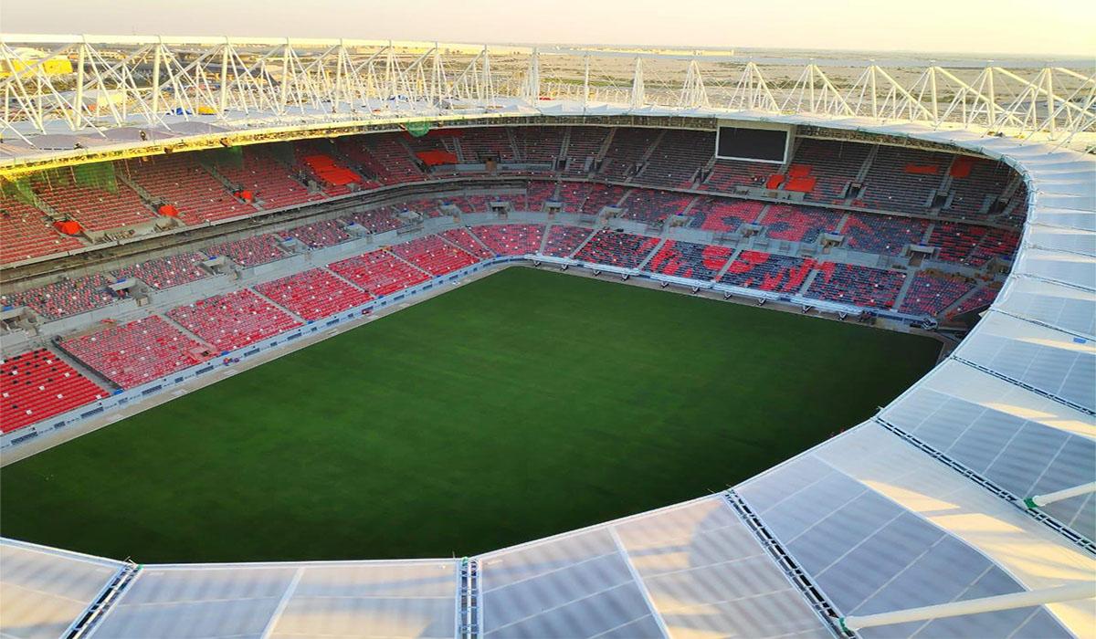Powerlon VCL 170 Qatar Stadium