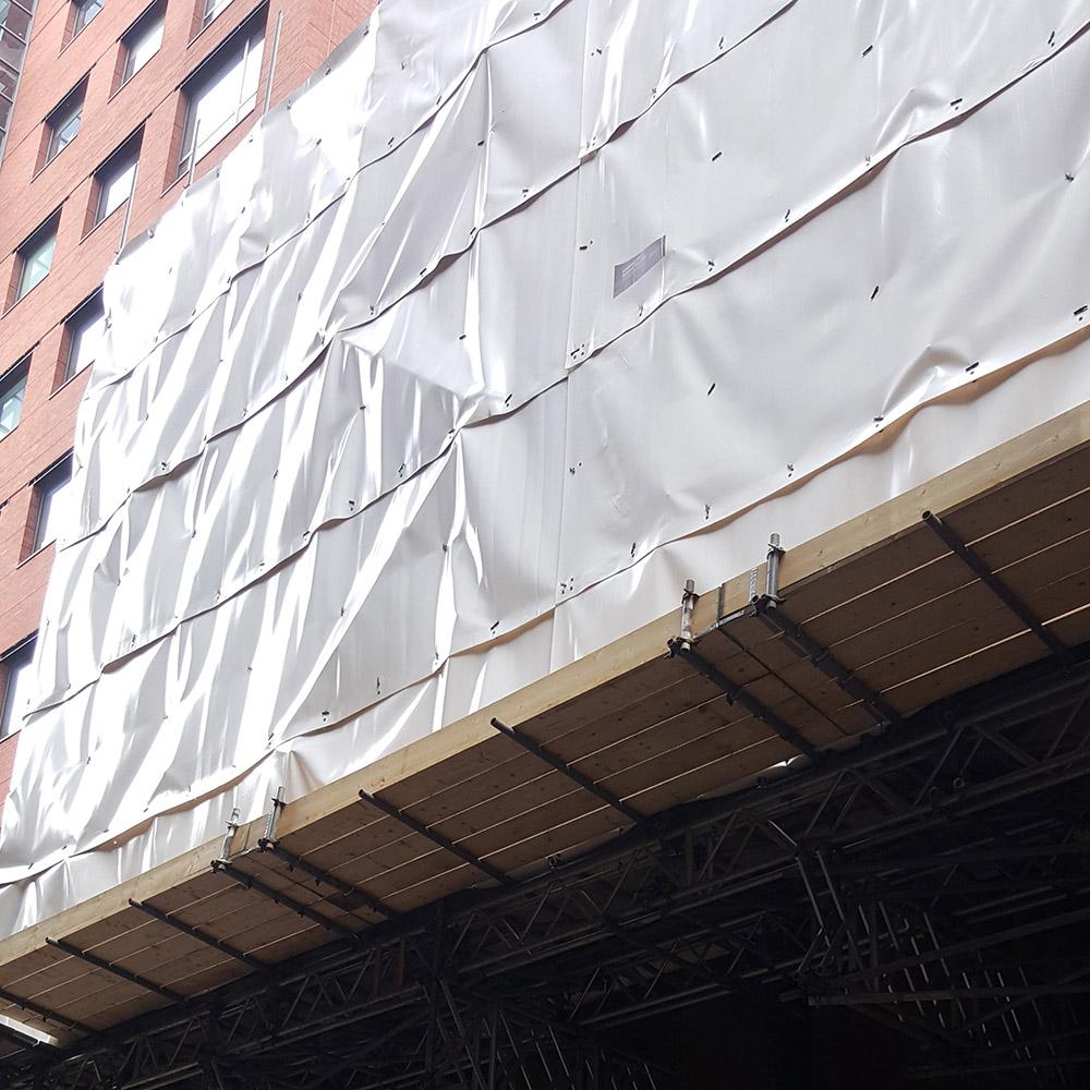 Powerclad Sound Barrer Installation Manchester