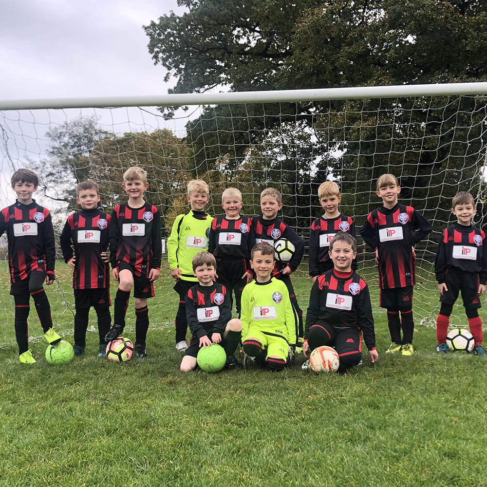 Easingwold Town Football Club U8s