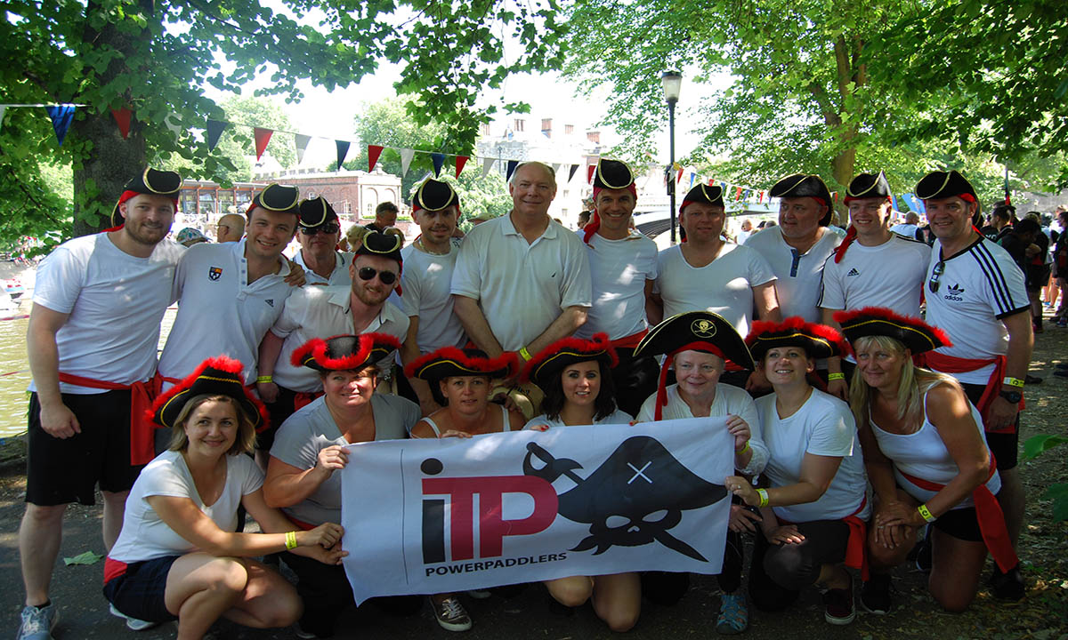 ITP Powerpaddlers