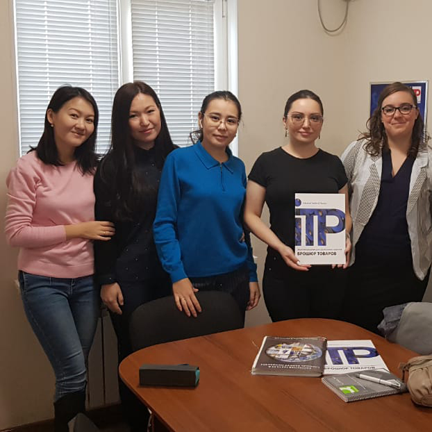 ITP Export Team with Kazakstan Distributors
