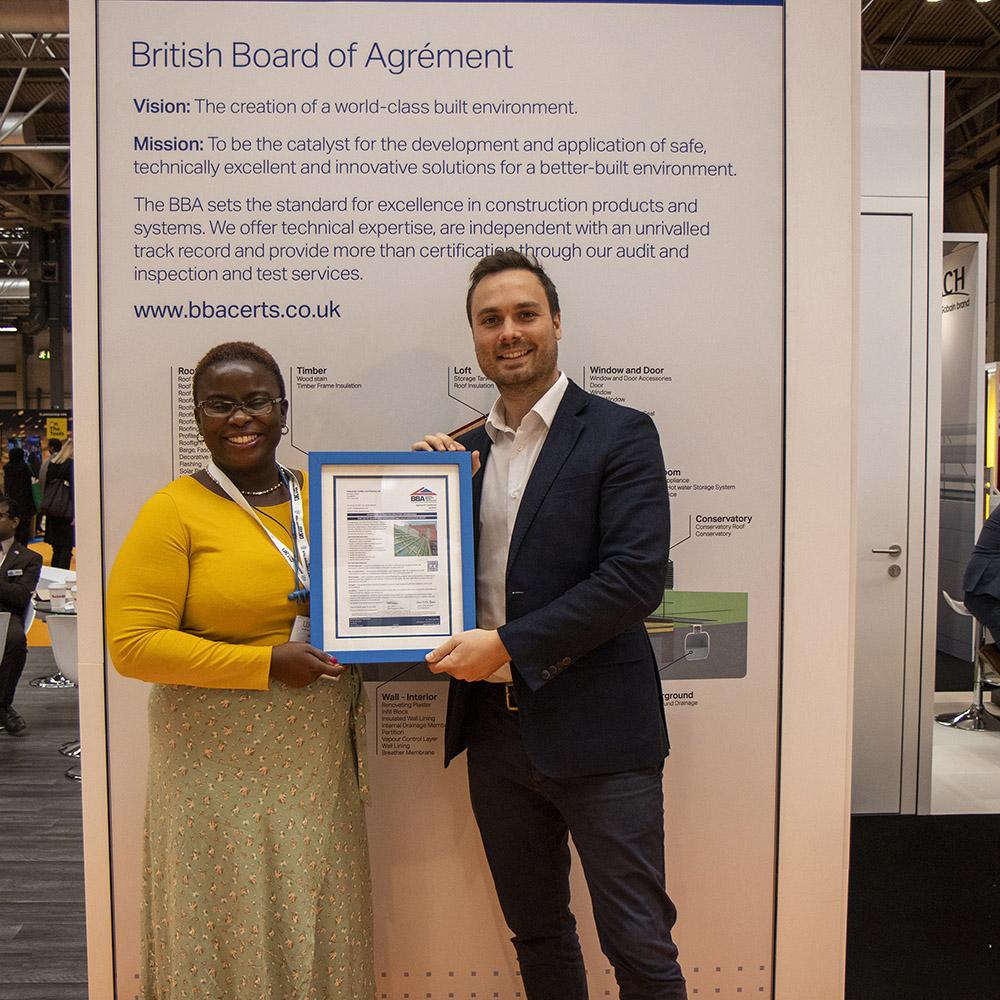BBA Certificate Ultraperm
